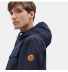 Veste Homme Timberland MT Clay Dryvent Technology - Bleu marine