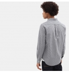 Chemise Homme Timberland LS Suncook River Poplin Gingham - Coupe droite