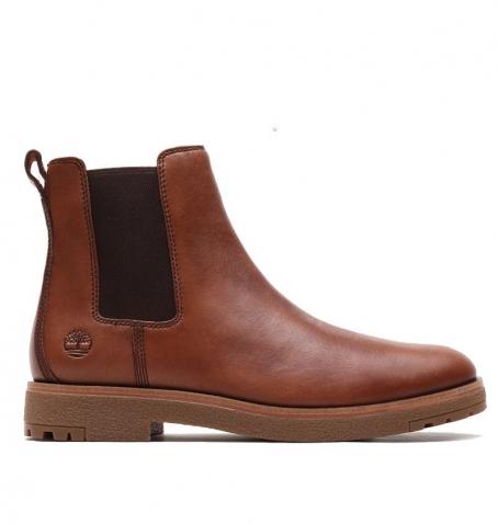 Chaussures de ville Homme Timberland Folk Gentleman Chelsea - Marron