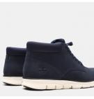 Chaussures Homme Timberland Bradstreet Chukka - Bleu foncé cuir nubuck