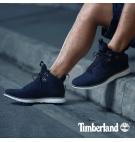 Chaussures Homme Timberland Killington Mid Hiker - Bleu marine nubuck