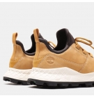 Chaussures Homme Timberland Brooklyn Lace Oxford - Wheat nubuck
