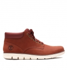 Chaussures Homme Timberland Bradstreet Chukka - Rouille nubuck