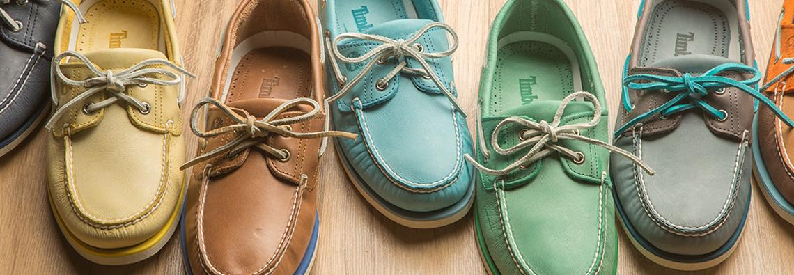 Timberland Chaussures bateau (Vert)