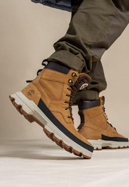 Découvrez les nouvelles sneakers homme Timberland