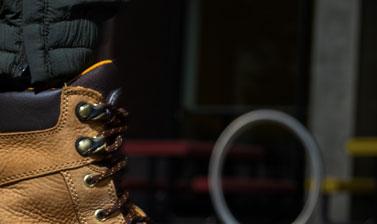 Boots Timberland Jaune