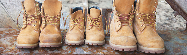 timberland 6-inch boots collection