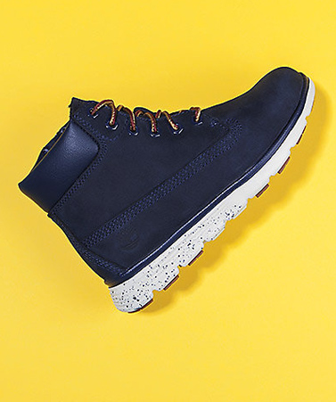 chaussures timberland enfant