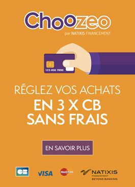 la solution de paiement Choozeo
