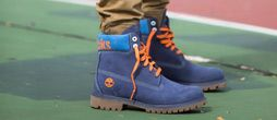 Timberland x NBA : une collection haute en couleurs
