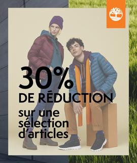 Promo d'automne avec -30% sur la sélection